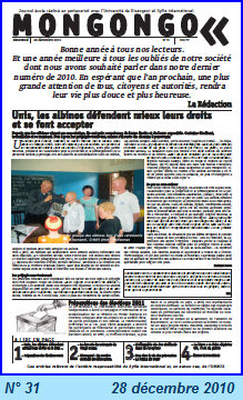 Journal Mongongo 31